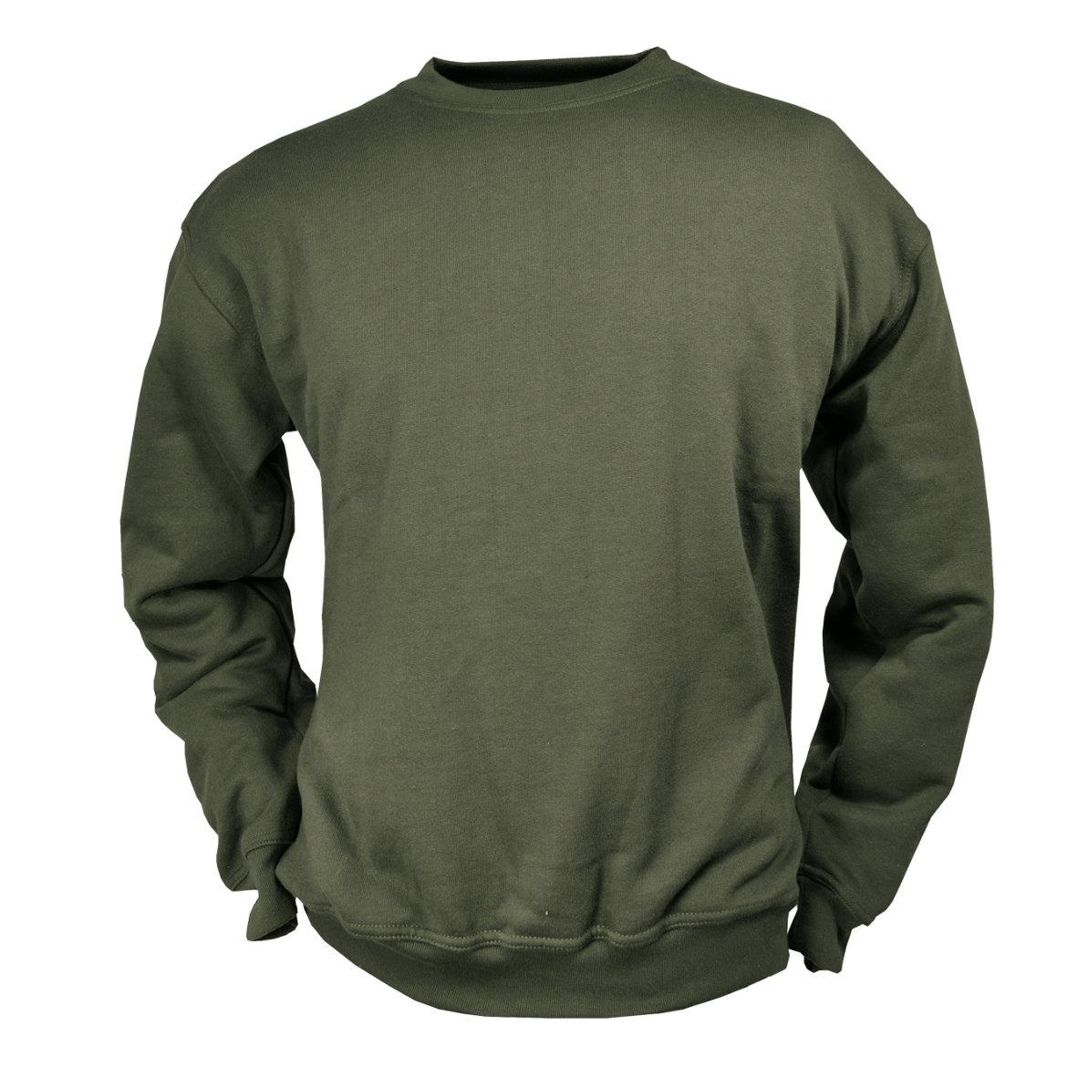 Sweatshirt Rundhals