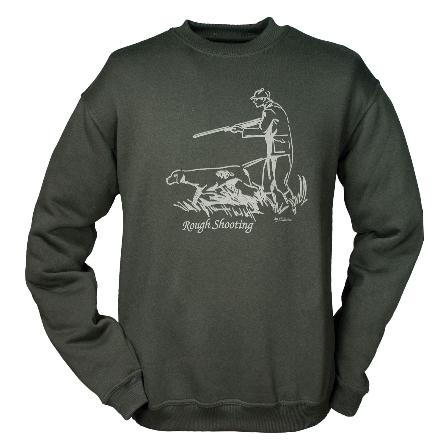 "Herren Sweatshirt ""Rough Shooting"""