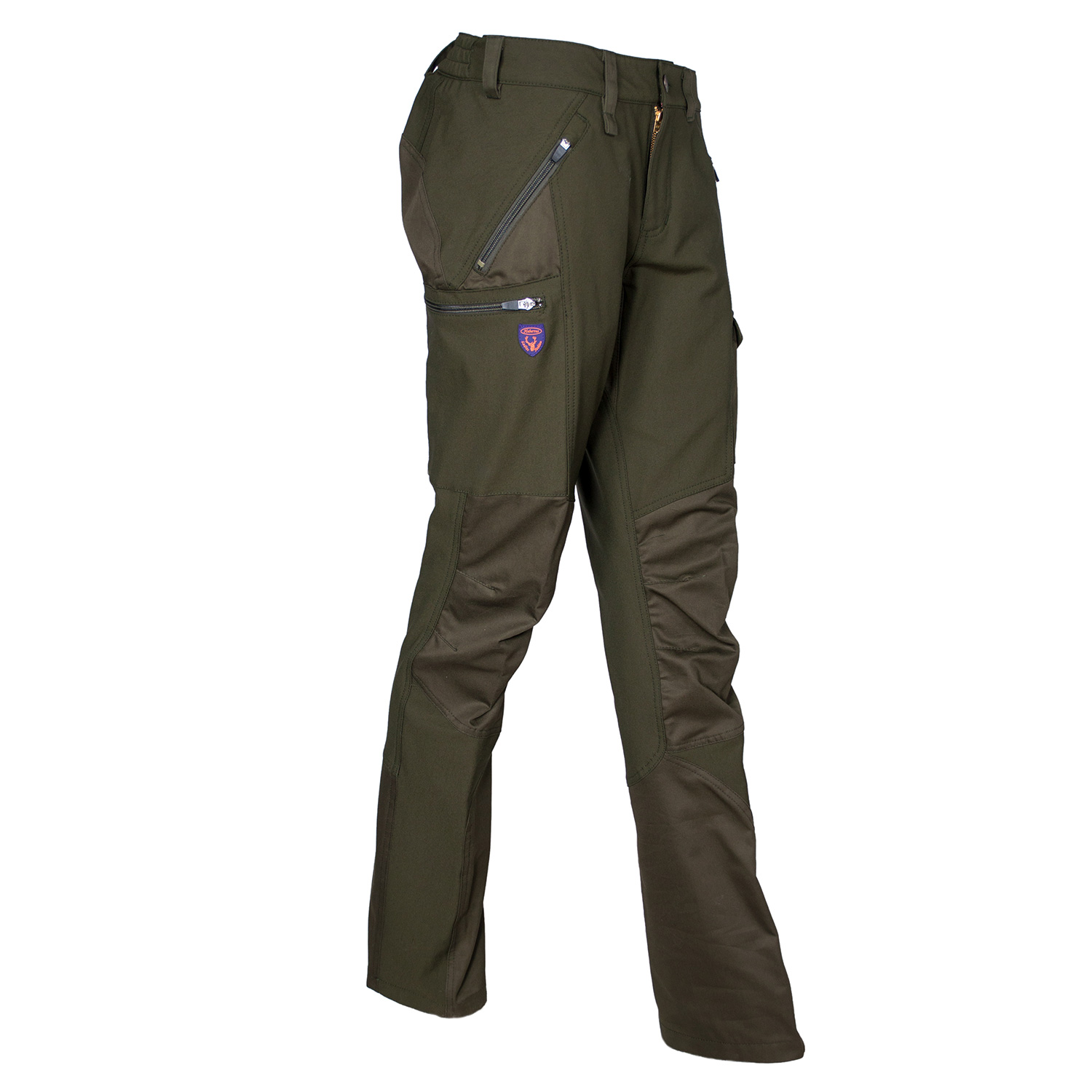 Damen Stretch Jagdhose Hydro