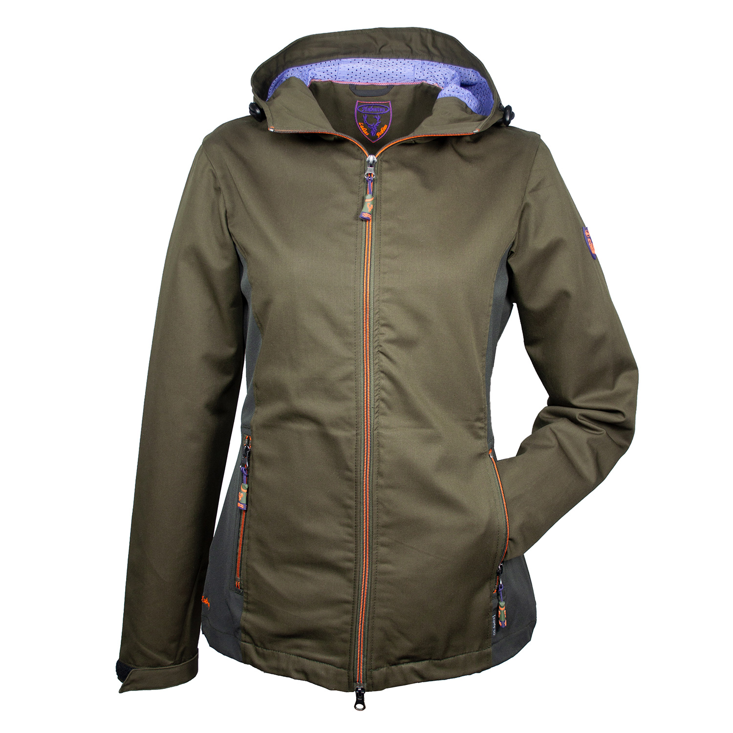 Damen Outdoor Blouson Hydro