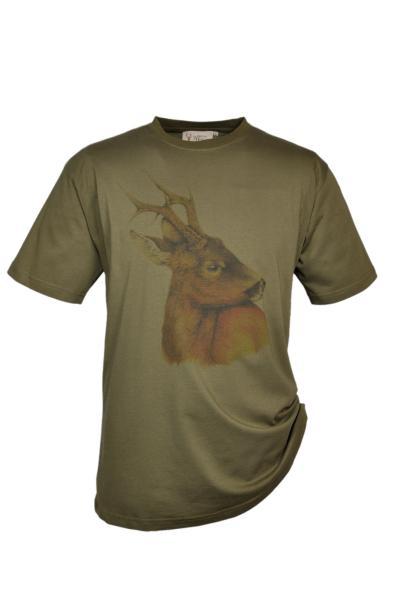 "T-Shirt ""Rehbock"""
